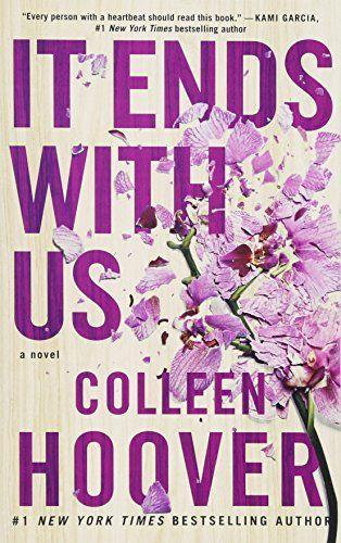 """<p><strong>Colleen Hoover</strong></p><p>amazon.com</p><p><strong>$10.59</strong></p><p><a href=""""http://www.amazon.com/dp/1501110365/?tag=syn-yahoo-20&ascsubtag=%5Bartid%7C10063.g.35428742%5Bsrc%7Cyahoo-us"""" rel=""""nofollow noopener"""" target=""""_blank"""" data-ylk=""""slk:Shop Now"""" class=""""link rapid-noclick-resp"""">Shop Now</a></p><p>New to Boston, small-town girl Lily manages to get gorgeous neurosurgeon Ryle Kincaid to break his """"no dating"""" rule. But his stubborn ways make her wonder where that aversion came from. And when an old flame resurfaces, everything she has with Ryle is suddenly thrown into question.</p>"""