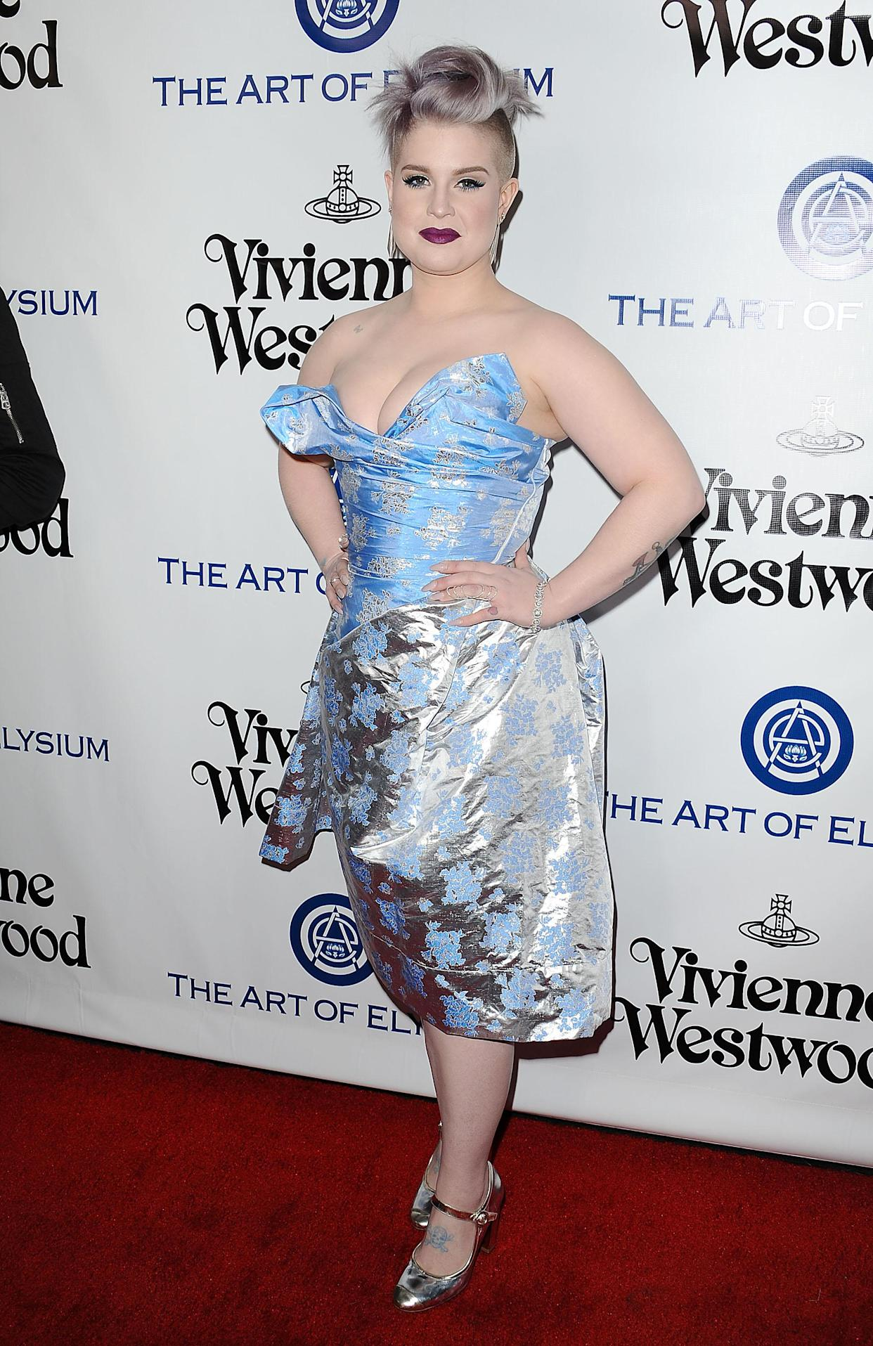 The star (pictured in 2016) underwent gastric sleeve surgery in 2018. (Getty Images)