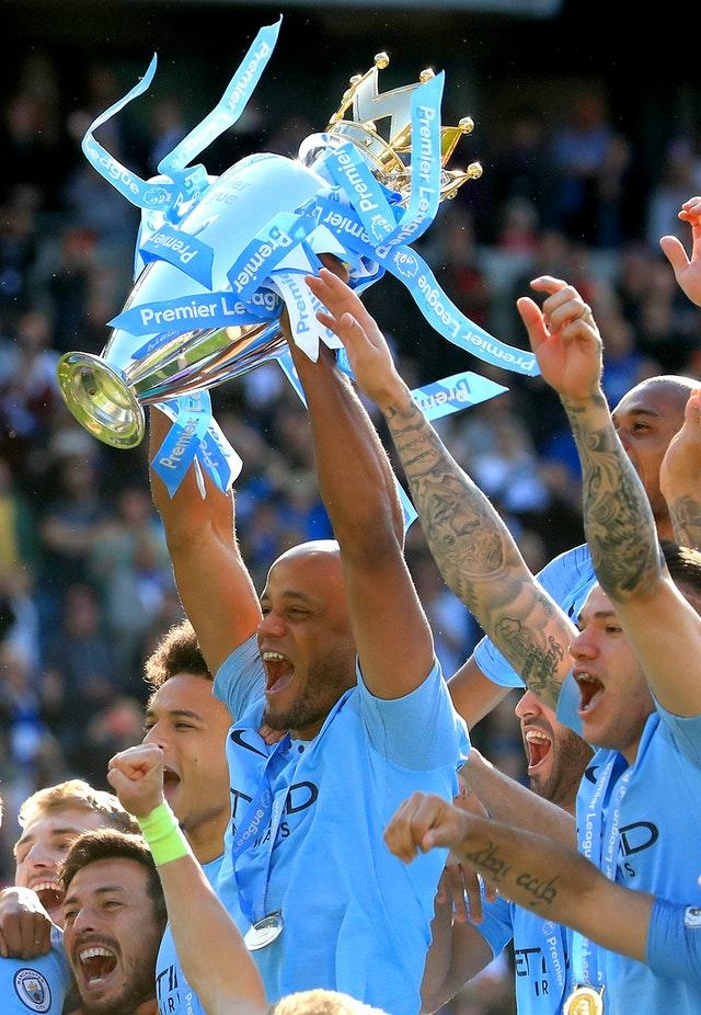 City have not replaced Vincent Kompany on or off the field