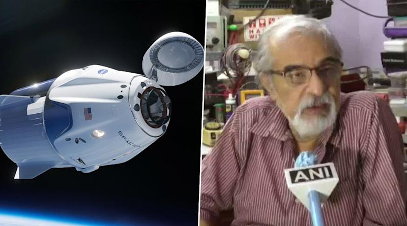 Adhir Saiyadh, Ham Radio Enthusiast From Ahmedabad, Gets in Touch With Astronauts of SpaceX Crew Dragon Capsule