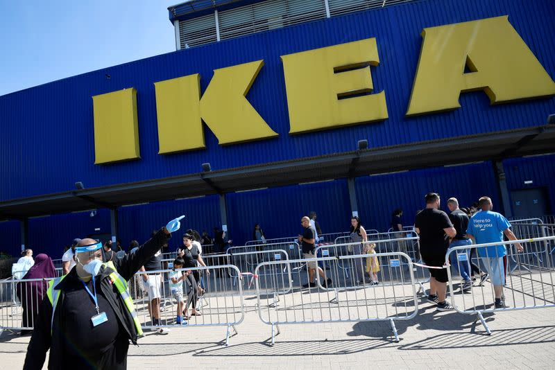 IKEA's shopping centers arm buys San Francisco mall in its first US real estate deal