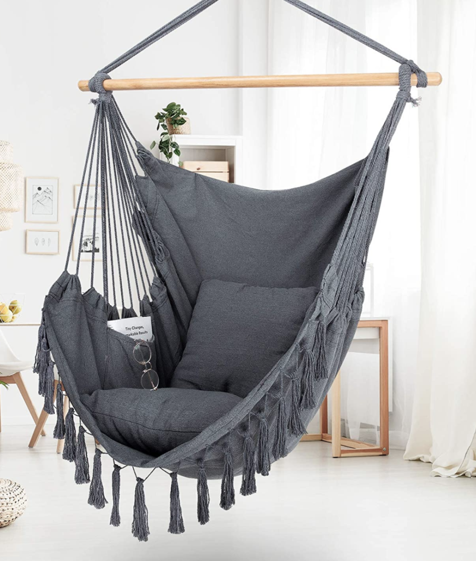 WBHome Extra Large Hanging Chair - Amazon