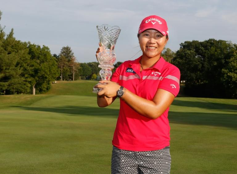 Ko tied for lead in LPGA event