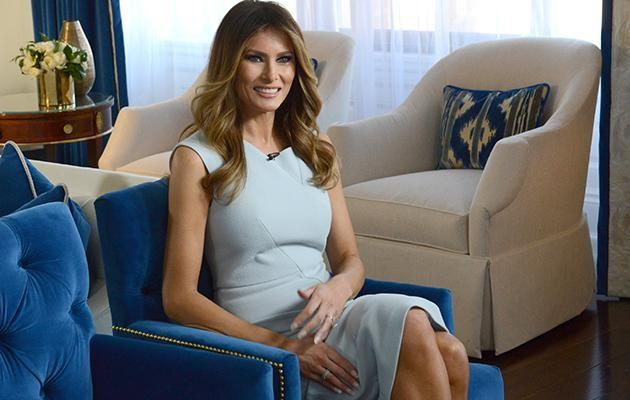 Melania Trump is set to visit the Invictus Games in September in Canada. Photo: Getty Images