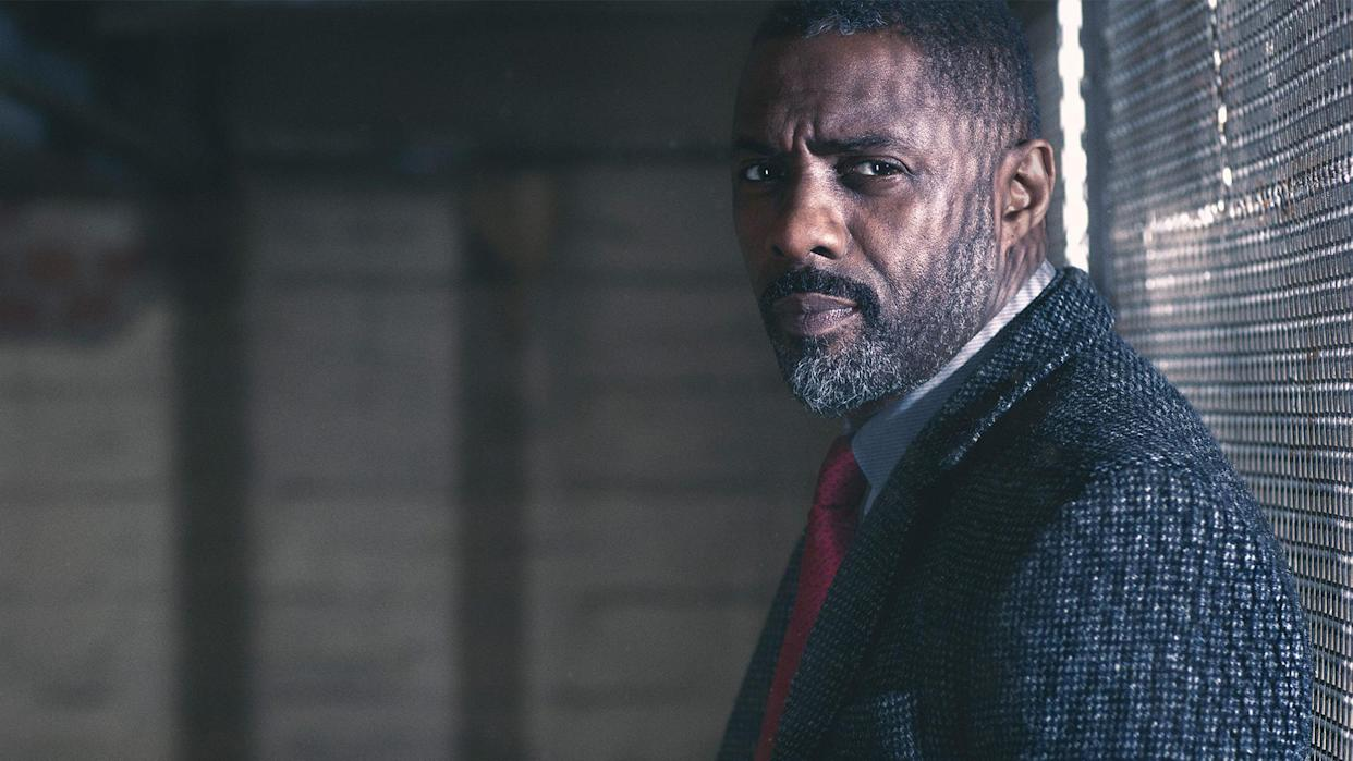 'Luther' is back with a film. (BBC)