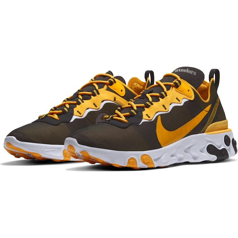 Steelers React Element 55 Shoes