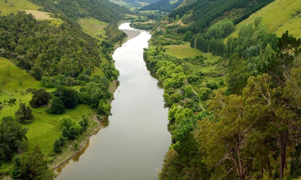 Deep feeling: in 2017 the New Zealand parliament granted Whanganui River rights as an independent entity, an indivisible whole from source to sea.