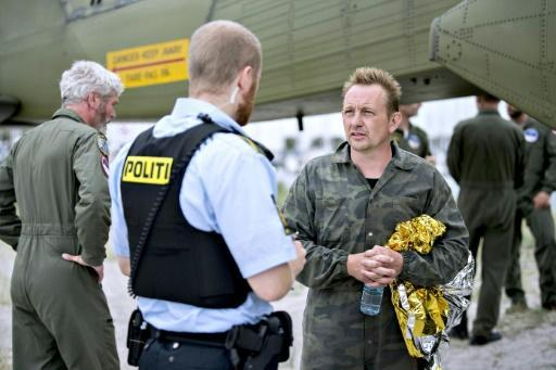 Missing Swedish journalist died in accident aboard DIY sub: Danish police