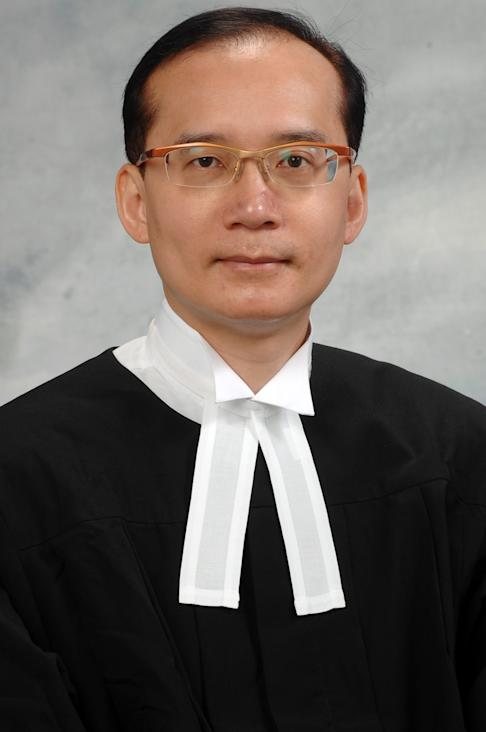 Principal Magistrate Peter Law said there was no evidence that Chen Zimou took part in any riot. Photo: SCMP.
