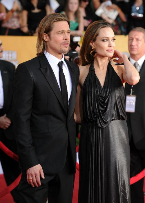 "Pitt, 48 and Jolie, 36 - dubbed Brangelina by celebrity media - are raising six children together, including three adopted kids, all under the age of 11.  Rumors of an impending marriage have made the front pages of celebrity magazines for years, and sent the world's media scurrying to venues as far afield as Italy, India, southern Africa and France to stake out imminent ""secret"" ceremonies."