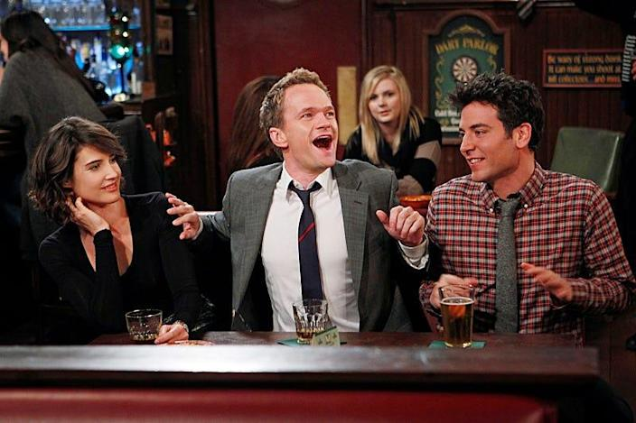 barney himym how i met your mother