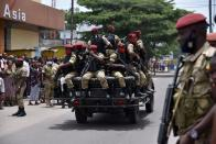 Sassou expected to extend 36-year rule as Congo Republic votes