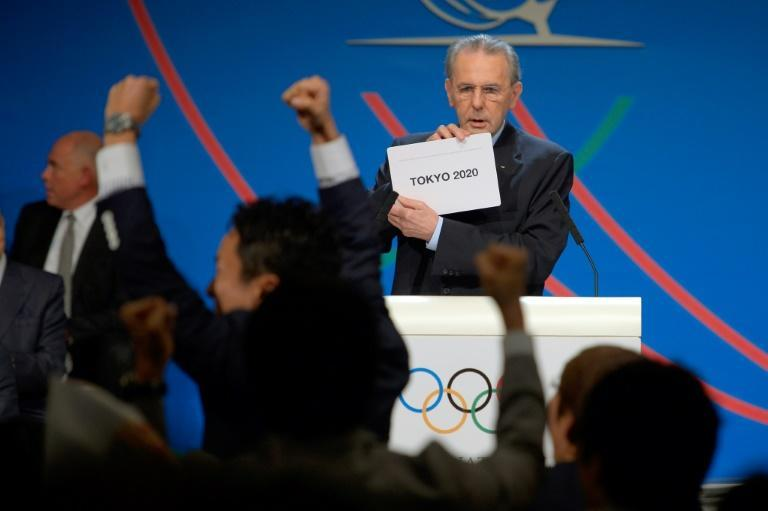 In 2013, then-International Olympic Committee president Jacques Rogge announced Tokyo's hosting of the 2020 Olympics