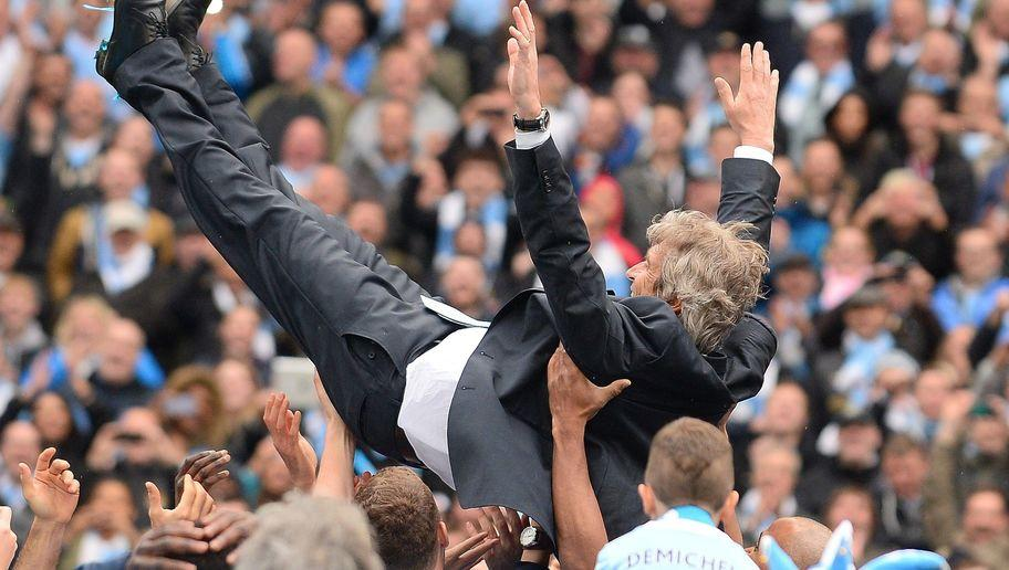 <p>Manuel Pellegrini became only the fifth manger outside of Europe to manage in the Premier League when he took over at Manchester City in June 2013.</p> <br /><p>The quiet and mild-mannered Chilean set about turning the blue half of Manchester into an attacking force. By the 18th January 2014, Pellegrini's side had scored 100 goals in all competitions and it had taken them just 34 games.</p> <br /><p>On the 2nd March, Manchester City secured the League Cup with a 3-1 victory over Sunderland; and in May the Etihad Stadium witnessed a 2-0 victory over West Ham to secure the League title.</p> <br /><p>Pellegrini had also become the first coach outside of Europe to win the Premier League.</p>