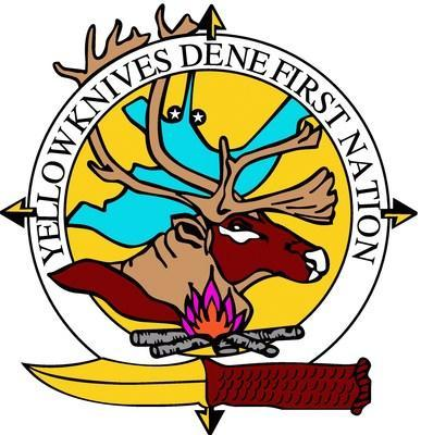 Yellowknives Dene First Nation logo (CNW Group / Canada Mortgage and Housing Corporation)