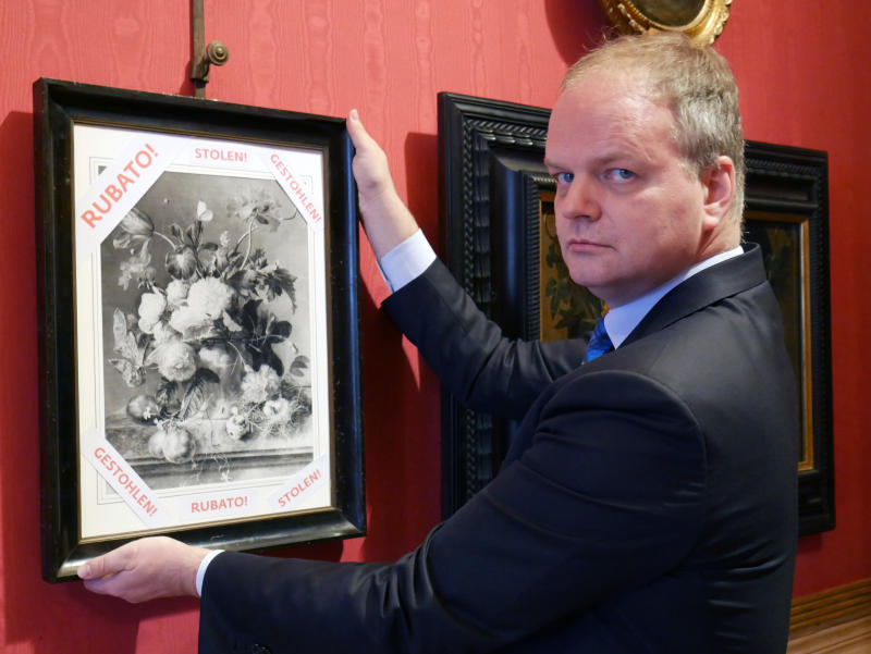 Italy's Uffizi Gallery demands Germany return painting stolen by Nazis