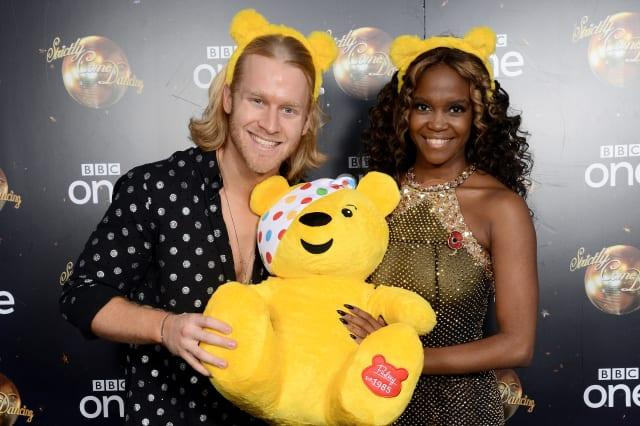 Strictly Come Dancing BBC Children In Need - Photocall