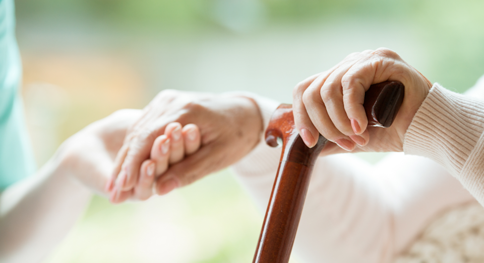 NHS figures released show that the degenerative condition is at an all time high. [Photo: Getty]