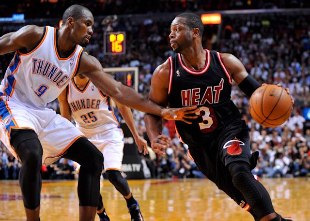 'Bizarre' injury has Heat's Dwyane Wade unsure if he'll play in All-Star Game