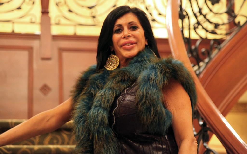 """<p><b>8. Big Ang Joins """"<a href=""""http://tv.yahoo.com/mob-wives/show/46949"""">Mob Wives</a>""""</b><br><br>  The first season of this show was mediocre, but this season has been a lot of fun... and all the credit goes to Big Ang. She's not technically a mob wife (we're not even sure she's technically a real person), but she's incredible with her impossibly gravelly voice, her leathery skin, and her intolerance of bullshit. She's a breath of cigarette-infused air. </p>"""