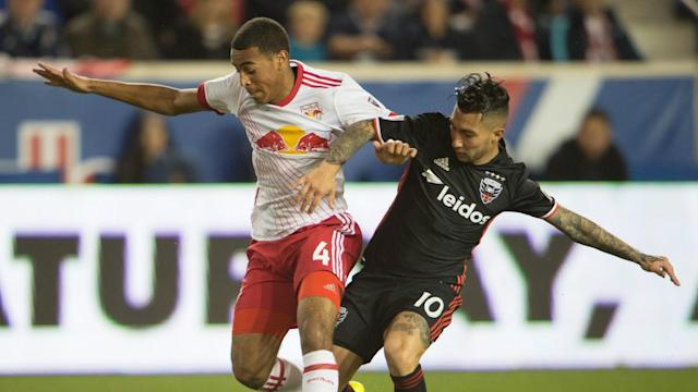 Tyler Adams MLS Red Bulls 04152017