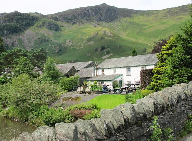 Grange in Borrowdale - Lake District