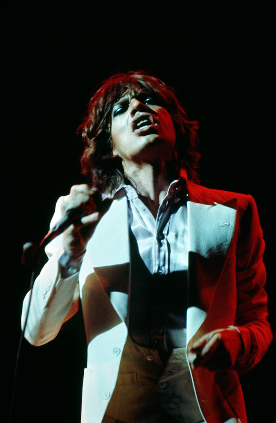 """<h1 class=""""title"""">Photo of ROLLING STONES and Mick JAGGER</h1><cite class=""""credit"""">Photo: Getty Images</cite>"""
