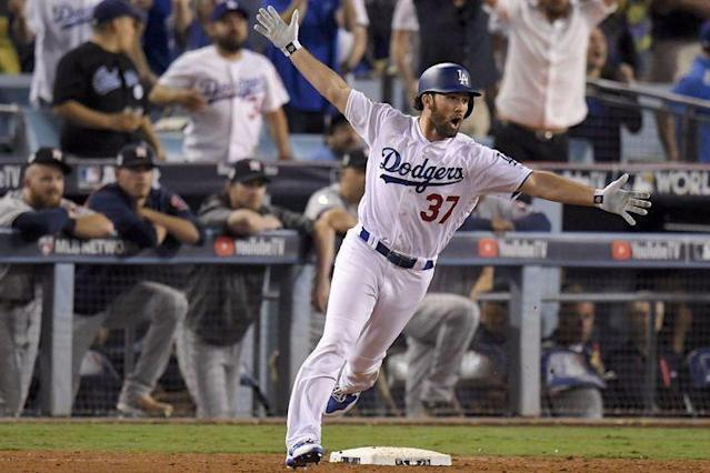 "<p>Record heat may partly be to blame for the bizarre, historic, and exciting second game of the World Series between the Los Angeles Dodgers and the Houston Astros on Wednesday night. </p> <p>A record-setting 8 home runs were hit during the course of 11 innings of play. Games with higher temperatures tend to, but don't always result in, a greater number of home runs, since higher temperatures allow balls to fly a bit farther than they would in colder, denser air. </p> <div><p>SEE ALSO: <a href=""http://mashable.com/2017/10/24/dodgers-hottest-world-series-game/?utm_campaign=Mash-BD-Synd-Yahoo-Science-Full&utm_cid=Mash-BD-Synd-Yahoo-Science-Full"" rel=""nofollow noopener"" target=""_blank"" data-ylk=""slk:The Dodgers just won the hottest World Series game in history"" class=""link rapid-noclick-resp"">The Dodgers just won the hottest World Series game in history</a></p></div> <p>Game Two, which the Astros eventually won, had a starting temperature of 93 degrees Fahrenheit, making it one of the hottest postseason games in the history of the sport. A brush fire was burning within sight of Dodgers stadium, a testament to the extremely hot, dry, and windy conditions at game time.</p> <p>Some of the homers would've been hit out of the park no matter what the temperature was. However, others, particularly the tying home run by the Astro's Marwin Gonzalez in the 9th inning, might have fallen short of the wall on a cooler day. </p>  <p>Houston Astros' George Springer celebrates after hitting a two-run home run.</p><div><p>Image: AP/REX/Shutterstock</p></div><p>The first two games of the 2017 World Series took place during an <a href=""http://mashable.com/2017/10/23/california-heat-wave-santa-ana-winds-hottest-world-series-game/?utm_campaign=Mash-BD-Synd-Yahoo-Science-Full&utm_cid=Mash-BD-Synd-Yahoo-Science-Full"" rel=""nofollow noopener"" target=""_blank"" data-ylk=""slk:unusual late season heat wave and wildfire outbreak"" class=""link rapid-noclick-resp"">unusual late season heat wave and wildfire outbreak</a> in California. </p> <p>In fact, Game One set an all-time high temperature milestone, with a first pitch temperature of 103 degrees Fahrenheit. This didn't just break the previous record for the hottest postseason game — it shattered it. The previous hottest postseason game had a temperature of 94 degrees at first pitch, and it took place in Phoenix in 2001, <a href=""http://www.alexlamers.com/2013/09/25/mlb-playoffs-first-pitch-temperatures/"" rel=""nofollow noopener"" target=""_blank"" data-ylk=""slk:according to meteorologist Alex Lamers"" class=""link rapid-noclick-resp"">according to meteorologist Alex Lamers</a>. </p> <p>On Tuesday, high temperatures reached a record-setting 108 degrees Fahrenheit in parts of southern California, which wasn't just a record for that region: It was also likely the <a href=""https://www.washingtonpost.com/news/capital-weather-gang/wp/2017/10/25/southern-california-stews-in-most-extreme-heat-nation-has-ever-seen-so-late-in-year/"" rel=""nofollow noopener"" target=""_blank"" data-ylk=""slk:hottest temperature ever observed"" class=""link rapid-noclick-resp"">hottest temperature ever observed</a> in the U.S. this late in the year. </p> <p>Meteorologists and baseball fans have long known that, all things being equal, hot weather is associated with higher scoring games. Extreme heat can help make the difference between a line drive and a shallow home run, since higher temperatures allow balls to travel slightly farther. Cold temperatures, on the other hand, can slightly inhibit home runs. Statistics from games during 2017 show this temperature effect. </p> <div><div><blockquote> <p>MARWIN IN THE 9TH! TIE GAME.<br><br>Wow. <a href=""https://t.co/A4HwUOHNZo"" rel=""nofollow noopener"" target=""_blank"" data-ylk=""slk:https://t.co/A4HwUOHNZo"" class=""link rapid-noclick-resp"">https://t.co/A4HwUOHNZo</a></p> <p>— FOX Sports: MLB (@MLBONFOX) <a href=""https://twitter.com/MLBONFOX/status/923388550933913600?ref_src=twsrc%5Etfw"" rel=""nofollow noopener"" target=""_blank"" data-ylk=""slk:October 26, 2017"" class=""link rapid-noclick-resp"">October 26, 2017</a></p> </blockquote></div></div> <p>According to <a href=""http://m.mlb.com/news/article/259362594/hot-temps-could-affect-world-series-game-1/"" rel=""nofollow noopener"" target=""_blank"" data-ylk=""slk:mlb.com"" class=""link rapid-noclick-resp"">mlb.com</a>, major league teams tend to hit better and score more runs during hotter games. ""Just 3.1 percent of at-bats ended in a home run at the coldest temperatures; 4.4 percent did at the warmest,"" wrote MLB columnist Mike Petriello on Oct. 24, comparing games that took place across a range of temperatures.</p> <p>Given the increased likelihood of more severe and long-lasting heat waves around the world, stemming from human-caused global warming, we might need to get used to games like Wednesday night's. </p> <p>The World Series now goes to Houston, where temperatures are cooler, and a domed stadium means the climate will be more controlled. In other words, don't expect another topsy turvy home run derby of a game to occur.</p> <p>Then again, with these two teams, you never know... </p> <div> <h2><a href=""http://mashable.com/2017/10/24/wes-anderson-theme-airbnb/?utm_campaign=Mash-BD-Synd-Yahoo-Science-Full&utm_cid=Mash-BD-Synd-Yahoo-Science-Full"" rel=""nofollow noopener"" target=""_blank"" data-ylk=""slk:WATCH: This Airbnb is straight out of a Wes Anderson movie"" class=""link rapid-noclick-resp"">WATCH: This Airbnb is straight out of a Wes Anderson movie</a></h2> <div>  </div> </div>"