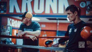 Why Enforcers Aren't the Only Hockey Players in My Boxing Gym