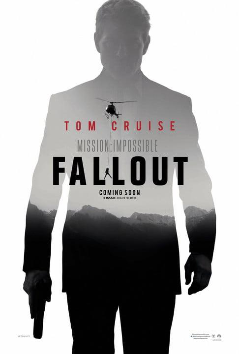mission impossible fallout news poster