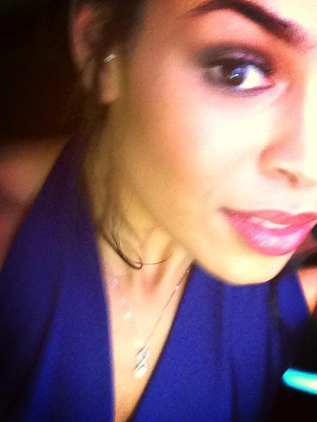 Heading to the @SAGawards tonight! So excited to see everyone! #SAGawards - @JordinSparks