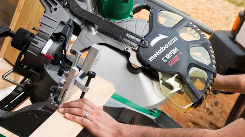 Cyber Monday 2020: Save big on big tools—like this miter saw from Lowe's.