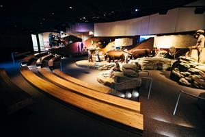 The National Historic Trails Interpretive Center provides rich Western history on the Oregon, California, Mormon and Pony Express trails.
