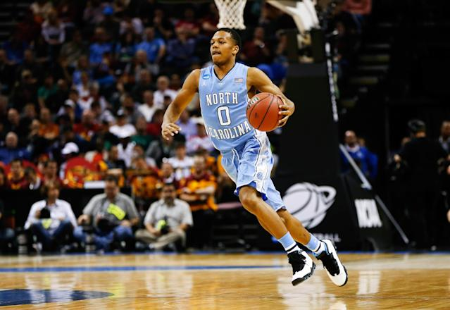 To fix his off-kilter outside shot, Nate Britt will try switching hands
