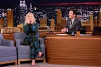 "<p>Kaley eats complex carbs, which offer more fibre and nutrients. <a href=""https://www.bodyandsoul.com.au/health/celebrity-profiles/kaley-cuoco-says-this-doable-workout-is-the-secret-to-her-insane-abs/news-story/f826749fbfe485b9562a0af5157c3ff6"" rel=""nofollow noopener"" target=""_blank"" data-ylk=""slk:Her trainer said"" class=""link rapid-noclick-resp"">Her trainer said</a> that she 'isn't a big fan of meal plans or diets,' but she tends to nix white rice, bread, and potatoes. </p>"