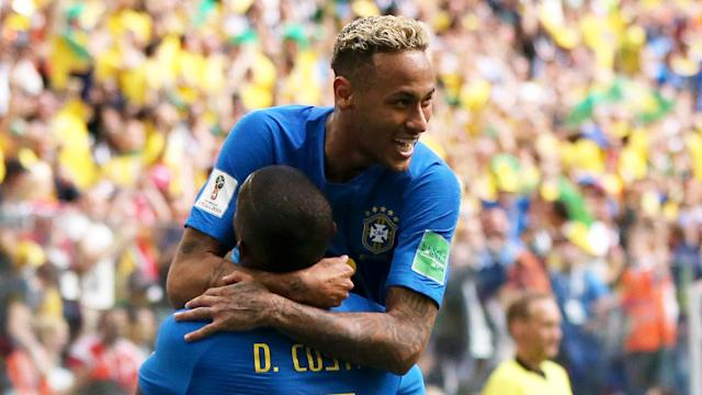 The Selecao scored two late goals to secure a 2-0 win on Friday, but FC Yahoo's Ryan Bailey explains why the World Cup favorites have struggled to impress so far in this tournament.