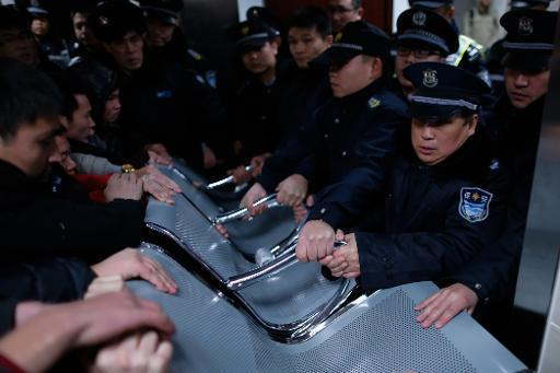 China New Year stampede kills 35 in Shanghai: city govt