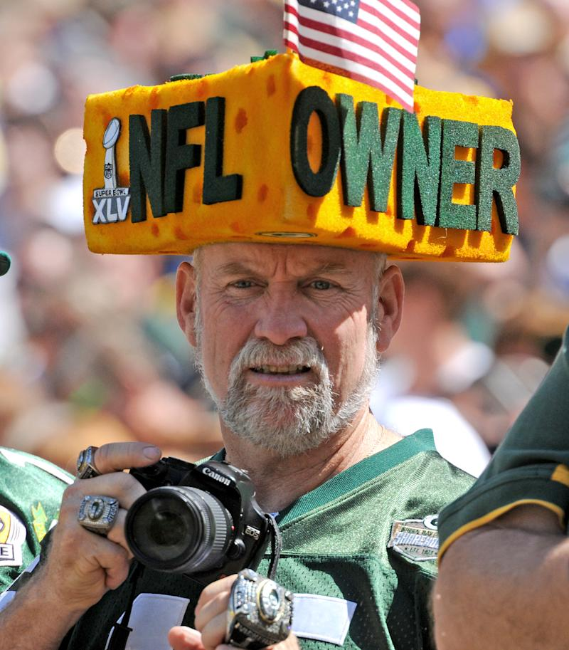 Packers GM notes changes at shareholders' meeting
