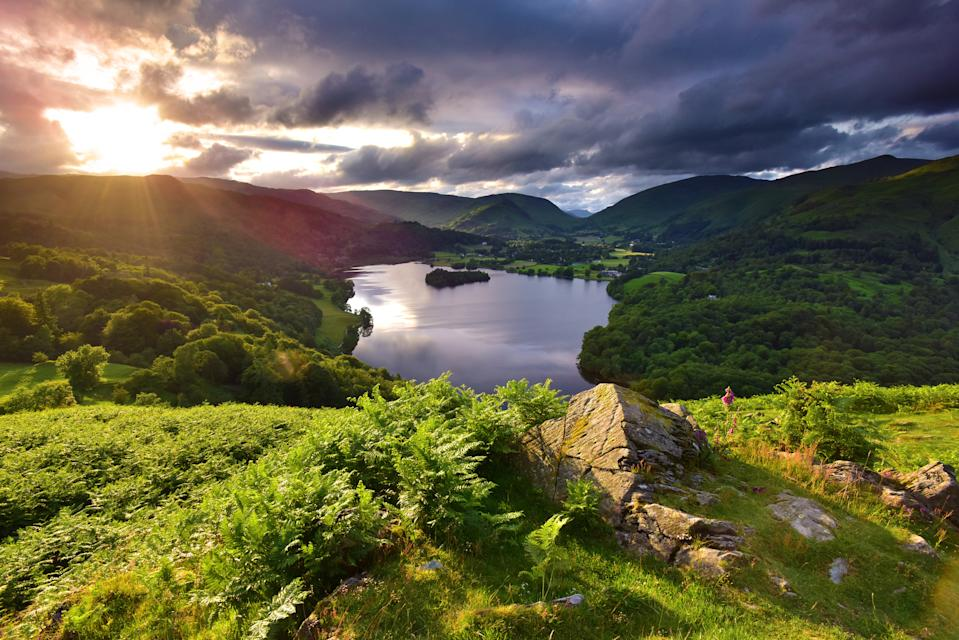 It's not difficult to see why The Lake District scooped top spot. (Getty Images)