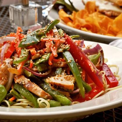 """<div class=""""caption-credit""""> Photo by: Thinkstock</div><div class=""""caption-title"""">The Worst Salads for Your Body</div>Salad. The word itself just <i>sounds</i> healthy: light, quick, easy to digest. But it's also taken on the so-called """"health halo."""" Affix """"salad"""" to anything and suddenly it becomes a good-for-you option, even if it's anything but. We asked Nicolette Pace, a registered dietitian at <a rel=""""nofollow"""" href=""""http://nutrisource.org/"""" target=""""_blank"""">Nutrisource, Inc.</a>, a medical <a rel=""""nofollow"""" href=""""http://www.shape.com/healthy-eating/diet-tips/12-salads-worse-big-mac#"""">nutrition</a> and weight loss center in Great Neck, NY, to describe 12 salads commonly found at fast food and restaurant chains, as well as diners and delis, that are actually worse, health-wise, than a Big Mac. <br> <br> <p>   For <a rel=""""nofollow"""" href=""""http://www.shape.com/healthy-eating/diet-tips/12-salads-worse-big-mac#"""">comparison's</a> sake, a Big Mac has about 550 calories, 10g saturated fat, and 1000mg sodium.   <br> </p> <p>   <br>   <b>RELATED: <a rel=""""nofollow"""" target=""""_blank"""" href=""""http://www.shape.com/h%3C/body""""></a></b> </p>"""