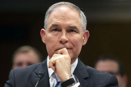Democrats want criminal investigation of EPA's Scott Pruitt