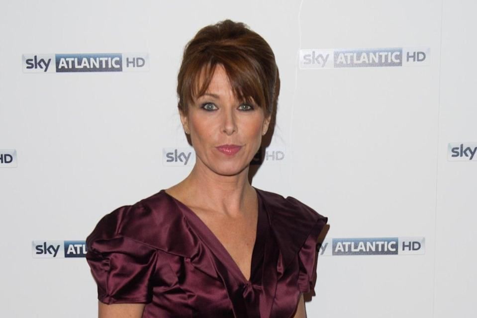<p> Kay Burley was suspended after breaking coronavirus restrictions </p> (Getty Images)