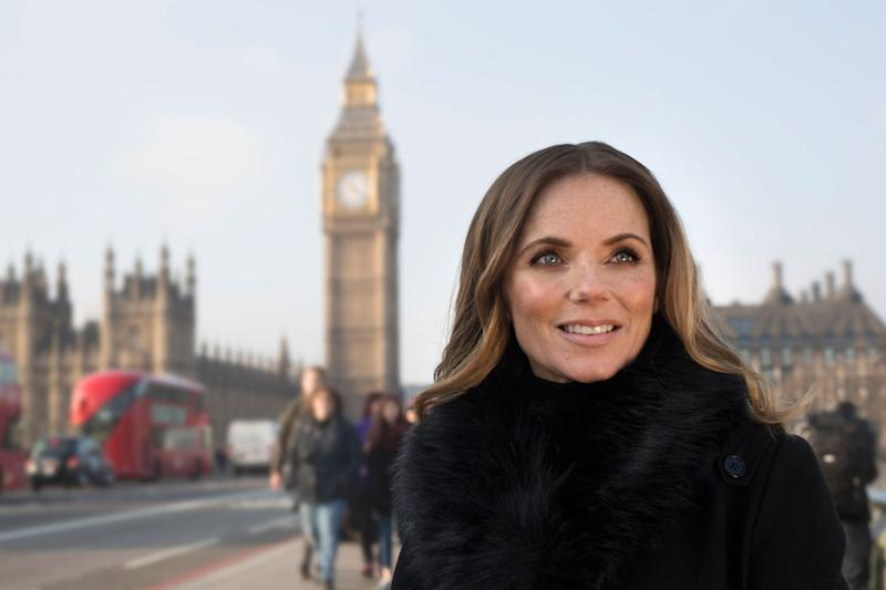 Looking back: Geri Horner recalls the Nineties in a new BBC documentary: BBC / Outline Productions
