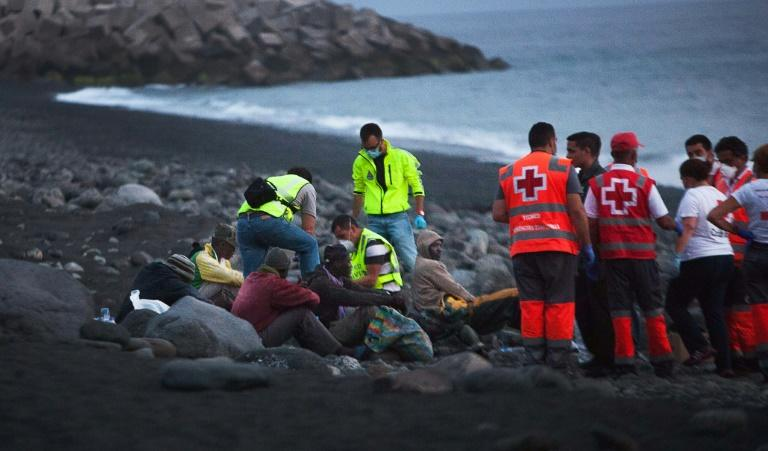 Migrants return to dangerous Canary Islands route