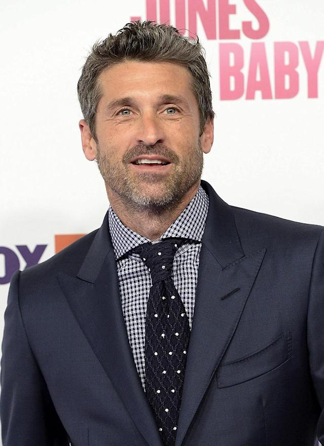 <p>We can't mention one without the other. Patrick Dempsey, who was <em>Grey's Anatomy</em>'s McDreamy, has only gotten better with age, which for the record is 51. (He's been married to Jillian Fink since 1999.) If you doubt us, re-watch<em> Can't Buy Me Love</em>. (Photo: Fotonoticias/WireImage) </p>