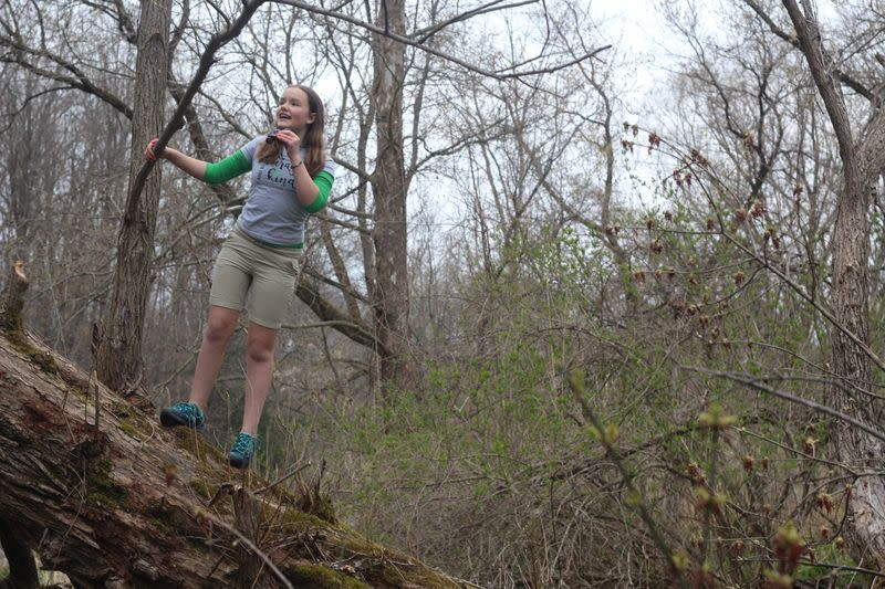 Alone but together under lockdown, New York Girl Scouts embark on bird count project