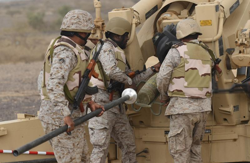 Saudi Arabia is currently leading a military campaign against Iran-backed rebels in its southern neighbour Yemen