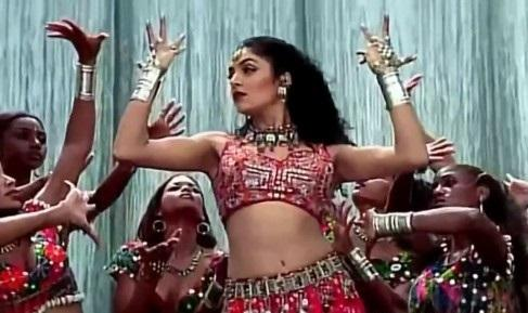 One of her best dance numbers, <em>Dilbar Dilbar</em> was so enduring that it captivated music-lover even after two decades of its making and constituted a remake. Though Sushmita played the second lead in this movie, one has to admit that if the cine-goers have any rushes of <em>Sirf Tum</em> left in their memory, it is largely owing to the former Miss Universe's bewitching moves.