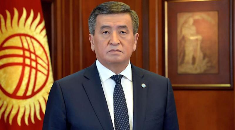 Kyrgyzstan Political Crisis: President Sooronbay Jeenbekov Accepts PM Kubatbek Boronov's Resignation, Offers to Resign After Formation of New Cabinet