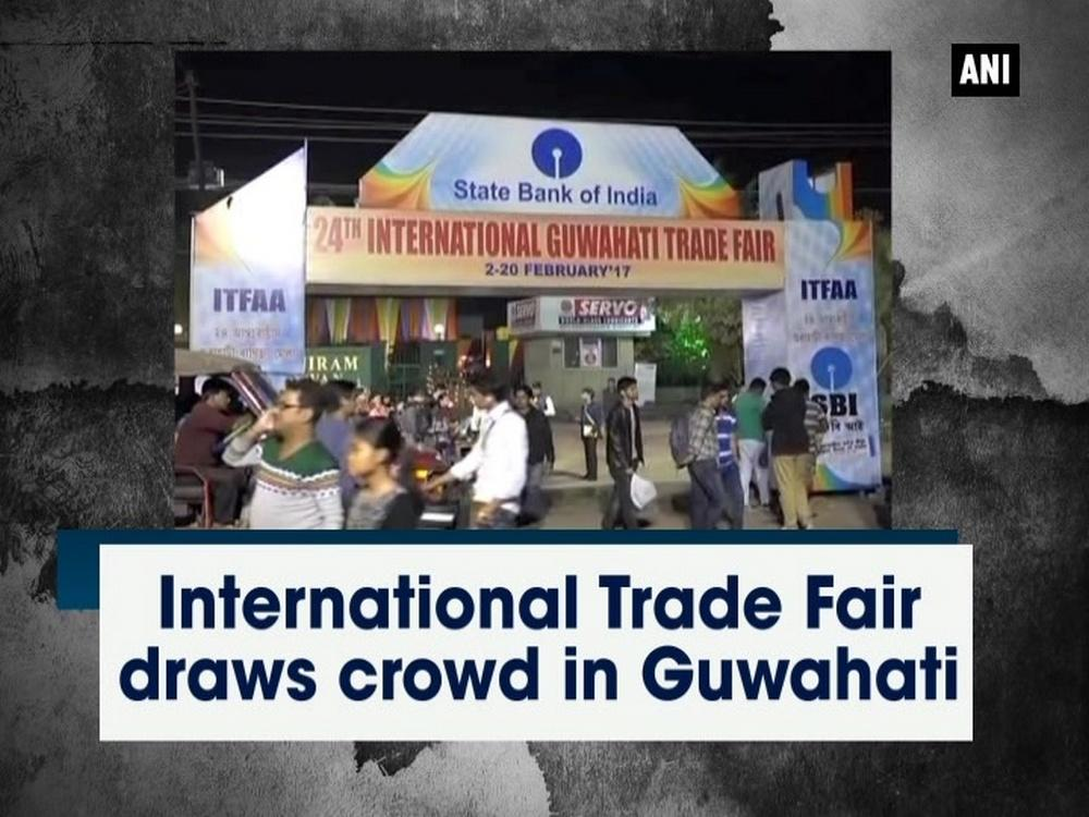 The 24th International Trade fair began amidst much fanfare and gaiety in Guwahati.The fair was organized by Industries and Trade Fair Associations of Assam (ITFAA) in association with National Small Industries Corporation Limited. The fair brought to light an exclusive collection of various handmade items as well as specialty of various countries like United Kingdom, Hong Kong, Dubai, Taiwan, Turkey, Bangladesh etc.Large numbers of people flocked to witness the biggest ever celebration of trade and business in the beautiful city. From exclusive range of jewelry to food products and intricately designed clothes from different countries, several products are on display at the fair. Wide array of soft toys, robotic toys, cars, dolls etc from Hong Kong also remained one of the major attractions during the event. It is noteworthy that the trade fair is the first fair in Northeast India to be free Wi-Fi zone for the visitors and participants. As the wedding season rolls in, an elite collection of decorative lights, lamps and chandeliers drew huge crowds from all walks of life.Home decor items such as decorative flower vases, showpieces etc attracted a large section of women folks. To promote cashless transactions, the organizing committee of the fair also made arrangements for online payment at the fair with an exclusive stall providing swipe machine facility. In a similar way, the northeastern state of Tripura came alive with the Industry and Commerce fair being organised at the Agartala International Fair Ground. The fair revealed the vibrant hues of the state as well as the nation which saw participation from various representatives of business and commerce industries. Ranging from bamboo-cane handicraft materials of Tripura to wooden carved decorative materials of Uttar Pradesh to handmade Khadi products and pashmina Shawls of Kashmir, products from different parts of the state were on display at the fair. Variety of artificial flowers and horticulture products of the state attracted people from all walks of life. Such an Endeavour will go a long way in bringing the products of different countries into the forefront and will help boost up commercial ties between various countries and the northeast as a whole.